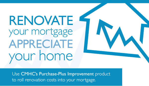 Renovate Your Mortgage. Appreciate Your Home.